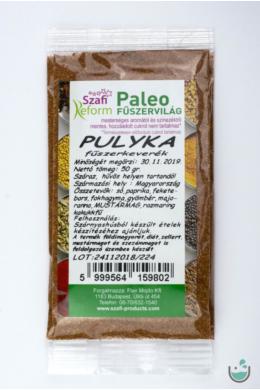Szafi Reform paleo pulyka fűszerkeverék 30 g