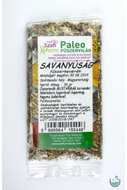 Szafi Reform paleo savanyúság fűszerkeverék 30 g