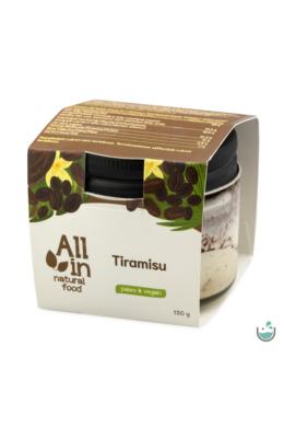 ALL IN natural food Tiramisu 130 g