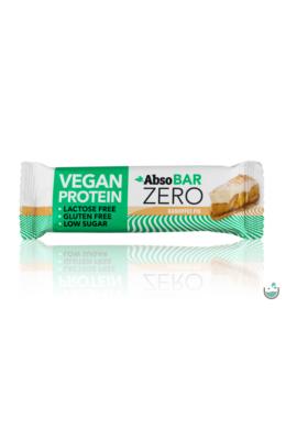 AbsoBAR ZERO Banoffee pie ízesítésű fehérjeszelet 40 g (vegán, gluténmentes)