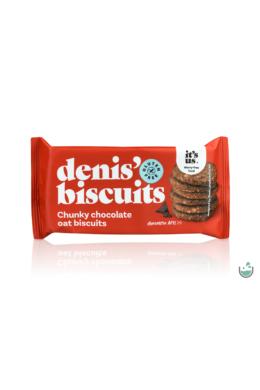 It's us Denis' Gluténmentes keksz zabpehellyel és csokoládéval 50 g
