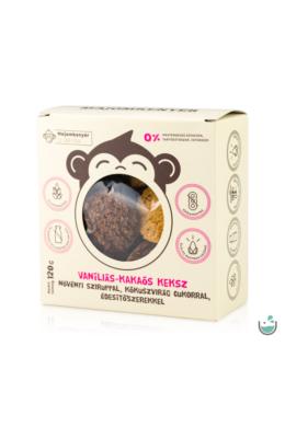 Majomkenyér Vaníliás-kakaós keksz 120 g – Natur Reform