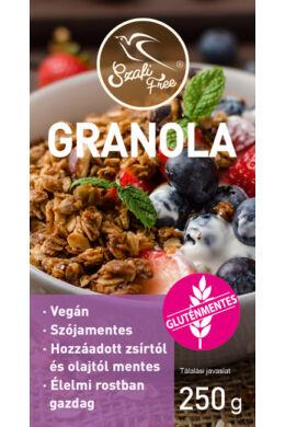 Szafi Free Granola (gluténmentes) 250 g