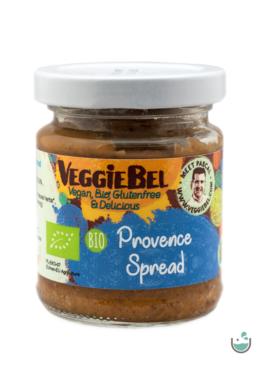 VeggieBel Vegán Bio Pástétom Provance-i ízesítésű 115 g – Natur Reform