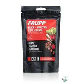 Frupp Liofilizált zöldségmix (cékla- paradicsom- paszternák) 15 g