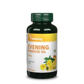 Vitaking Ligetszépe Olaj 500 mg - 100 db – Natur Reform