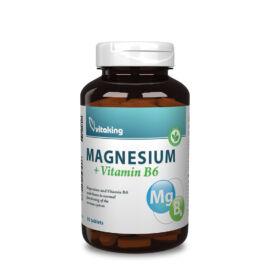 Vitaking Magnézium Citrát + B6 - 90 db – Natur Reform
