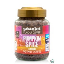 Beanies Fűszeres- sütőtökös ízű instant kávé 50 g – Natur Reform
