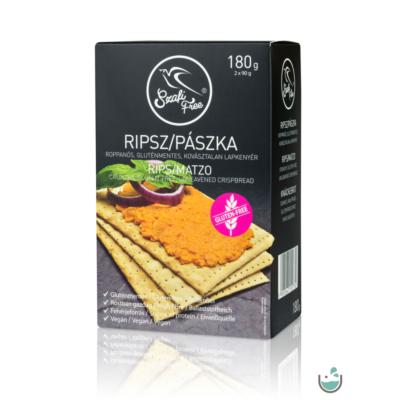 Szafi Free ripsz/pászka – gluténmentes lapkenyér 180 g – Natur Reform