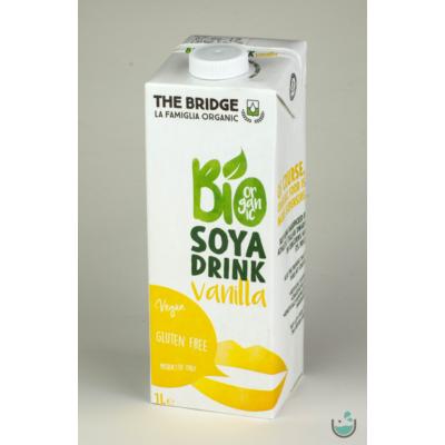 The Bridge bio vaníliás szójaital 1000 ml