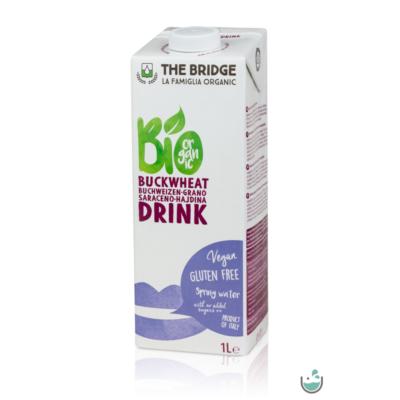 The Bridge bio hajdina és rizsital 1000 ml