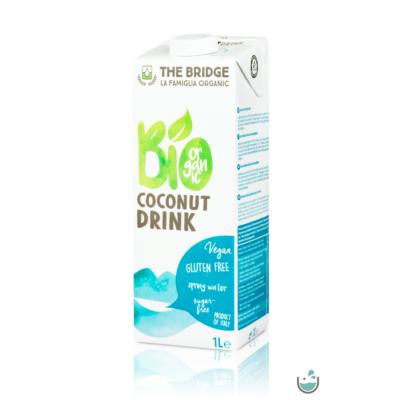 Kivételes magas 9,4 %-os szárazanyag tartalmával az egyik legjobb minőségű kókuszital a piacon.