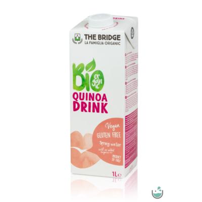 The Bridge bio quinoa és rizsital 1000 ml
