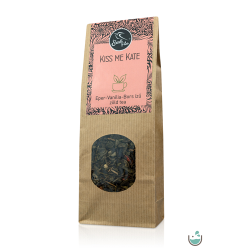 Szafi Free Kiss me kate zöld tea 100 g – Natur Reform