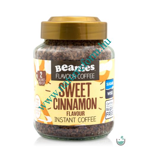Beanies Édes fahéjas süti ízű instant kávé 50 g – Natur Reform