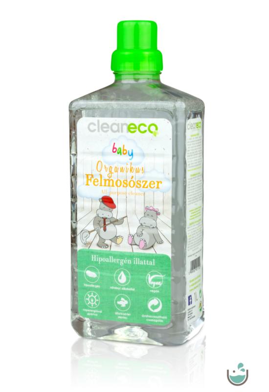 Cleaneco baby organikus felmosószer 1000 ml – Natur Reform