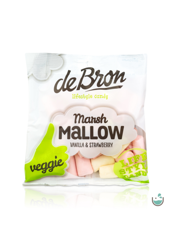 DeBron gluténmentes és vegán habcukor 75 g – Natur Reform