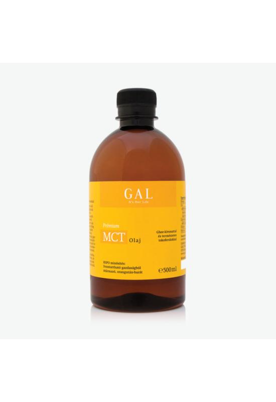 GAL Prémium MCT Olaj 500 ml – Natur Reform