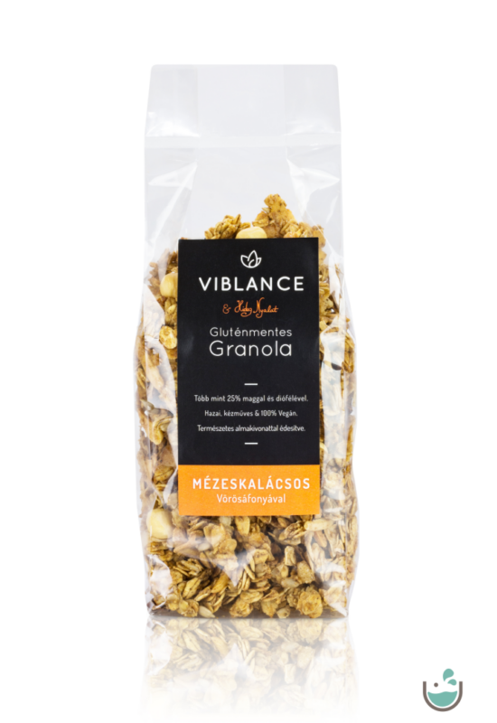 Viblance mézeskalácsos granola 250 g
